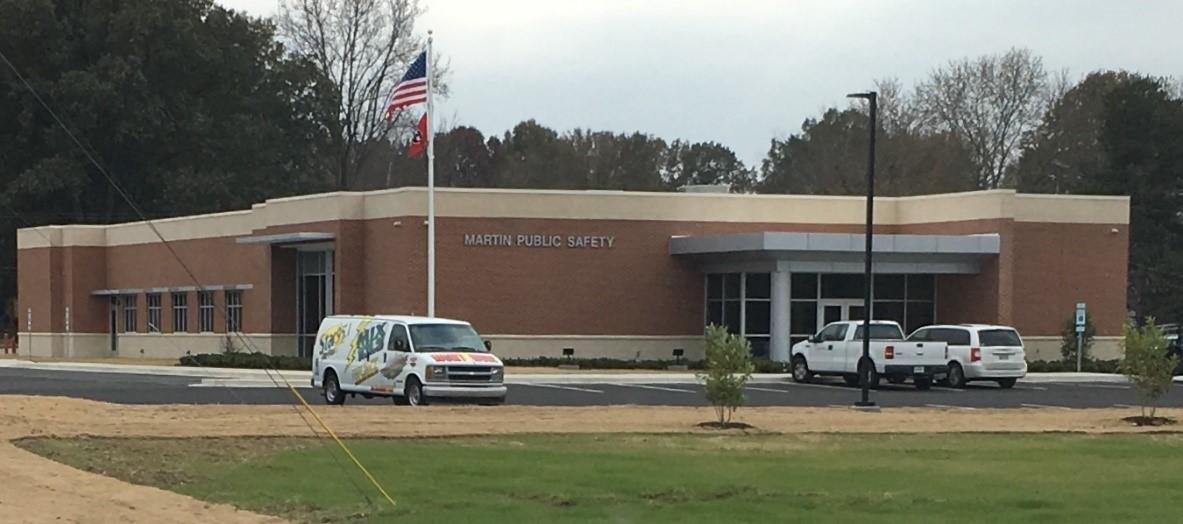 New Martin Police Facility