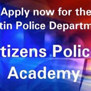 2020 Citizens Police Academy
