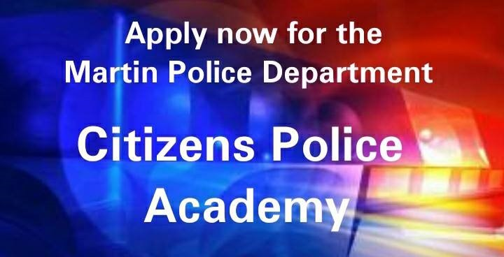 2020 Citizens Police Academy